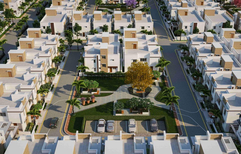Villas Homes for sale to buy in Maheshwaram Ramky The Huddle