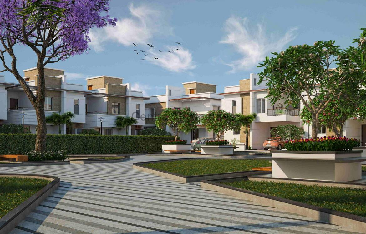 4BHK Villas Homes for sale to buy in Maheshwaram Ramky The Huddle