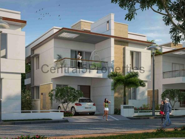 Villas Homes for sale to buy in Maheshwaram Ramky The Huddle