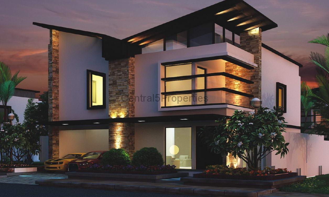Villas for sale in Kismatpur Hyderabad Ramky Tranquillas
