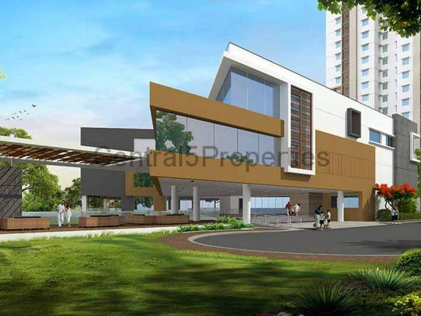 Apartments flats for sale to buy in Hyderabad Nallagandla Aparna Sarovar Zenith