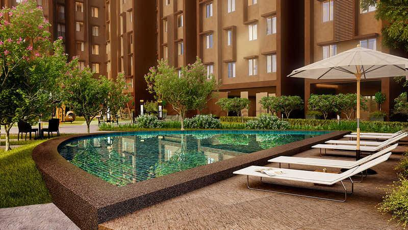 2BHK Flats Apartments for sale to buy in Naroda Road Ahmedabad at Arvins Aavishkaar