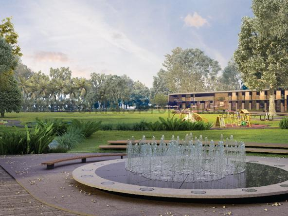 1RK Luxury Villas Homes for sale to buy in Kalol Road Ahmedabad by Arvind Forreste