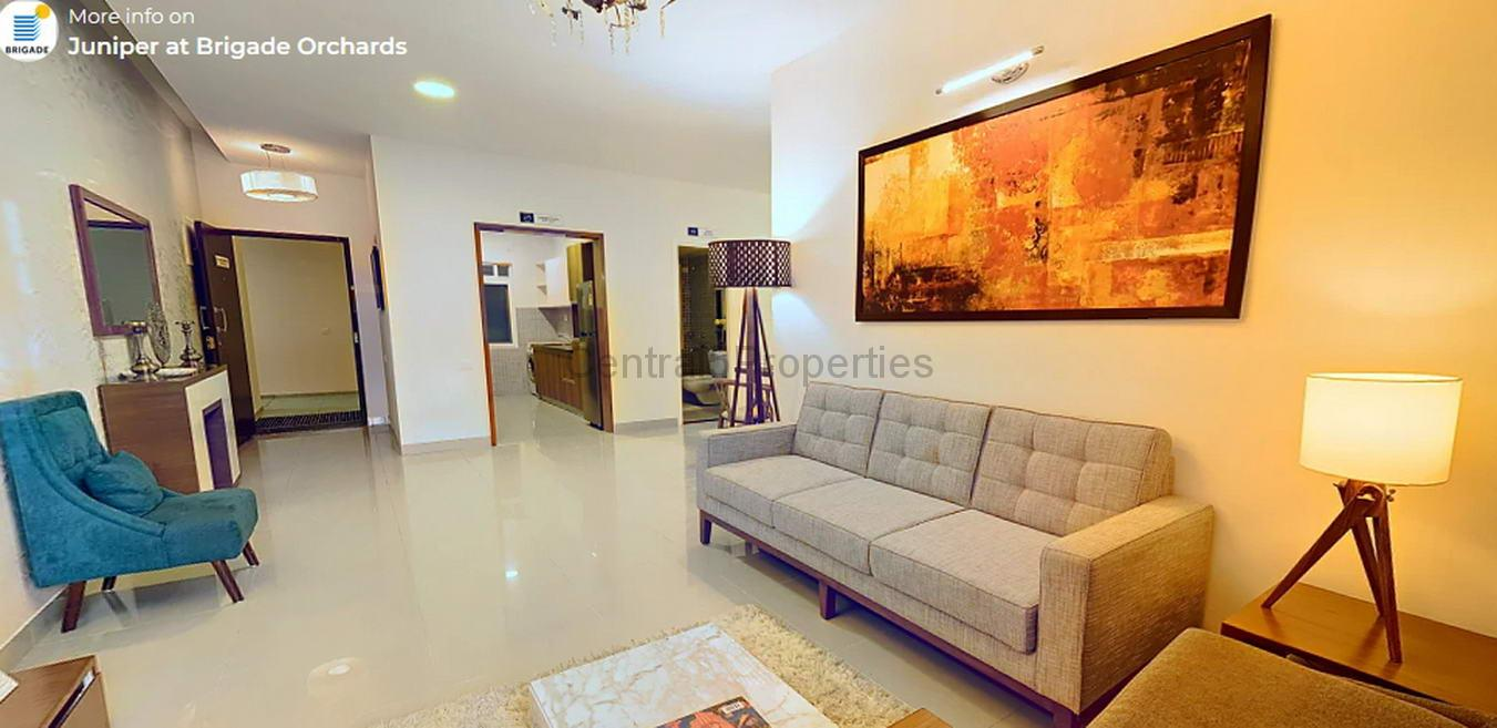 Flats Apartments for sale to buy in Devanahalli Bangalore Juniper at Brigade Orchards