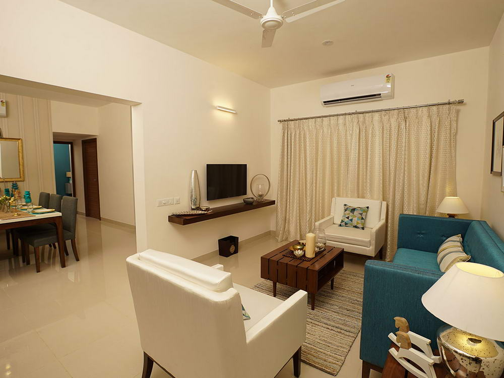 3BHK flats for sale in Chennai Konattur