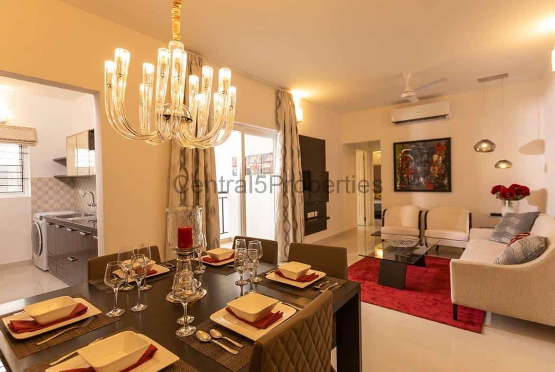 2BHK apartment to buy in Chennai Karapakkam