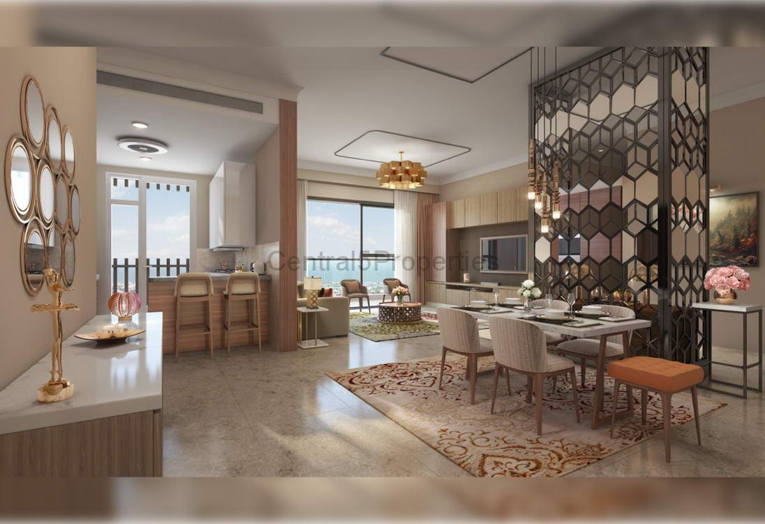 3BHK Flats Apartments for sale to buy in Perungudi OMR Chennai Brigade Residences at WTC