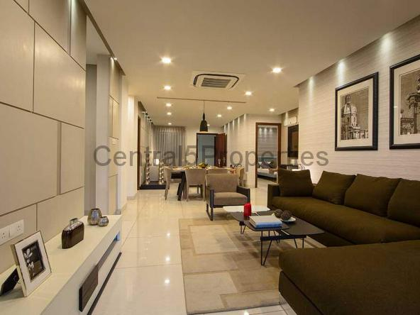 3BHK Flats apartments homes for sale to buy in Hyderabad Kondapur Aparna Serene Park