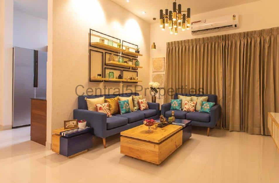 2BHK apartment for sale in Chennai Manapakkam