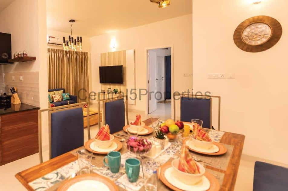 2BHK Flat for sale in Chennai Manapakkam