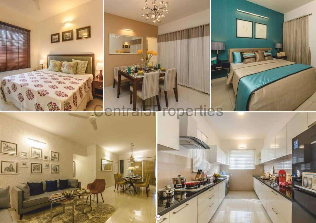 2BHK apartment buy Chennai Sholinganallur