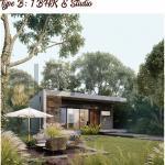 1BHK Luxury Villas Homes for sale to buy in Kalol Road Ahmedabad by Arvind Forreste