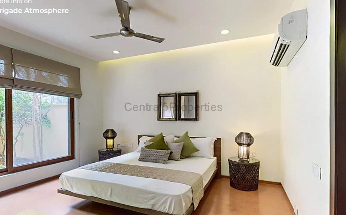 4BHK Villas Homes for sale to buy in Devanahalli Bangalore Brigade Atmosphere