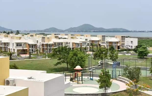 Properties for sale sea side view Chennai