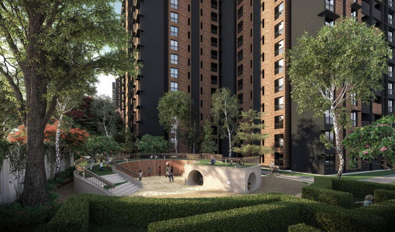Apartments Penthouses Homes Villas for sale to buy in Jakkur Bangalore at Sobha HRC Pristine